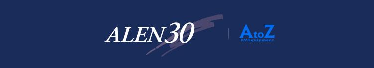 アレン30(Alen30)ボンゴベースのキャブコン キャンピングカー AtoZ30周年記念復刻モデル